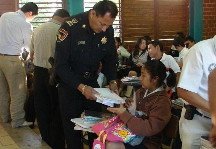 Las autoridades municipales indicaron que han identificado focos rojos en varias escuelas. (Milenio Novedades)