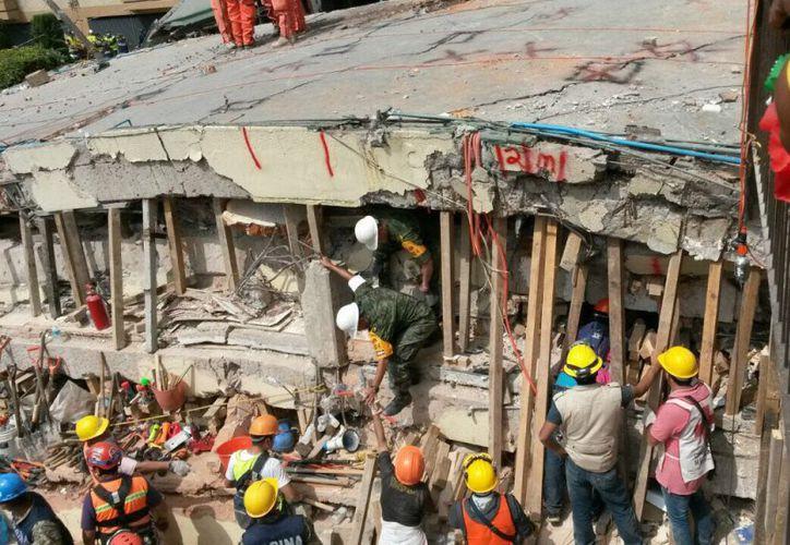 Con este hallazgo, suman 26 muertos, 19 niños y 7 adultos. (Televisa News)