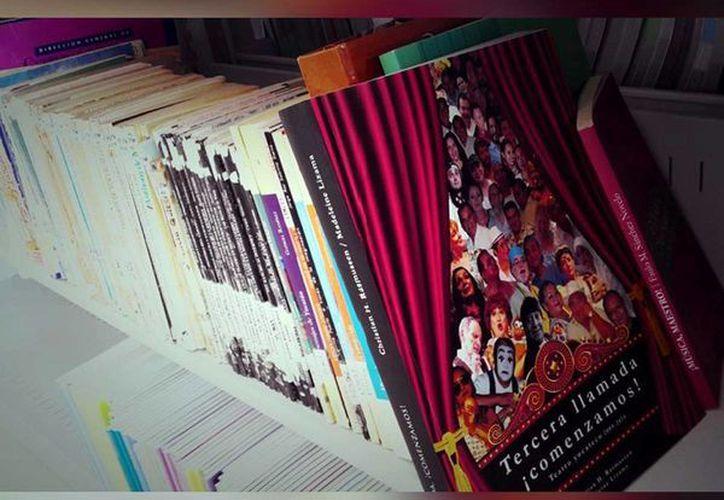 El acervo literario en la biblioteca del legislativo creció en días pasados el paquete de 50 libros donados por la Secretaría de Educación, Cultura y las Artes. (Milenio Novedades) .