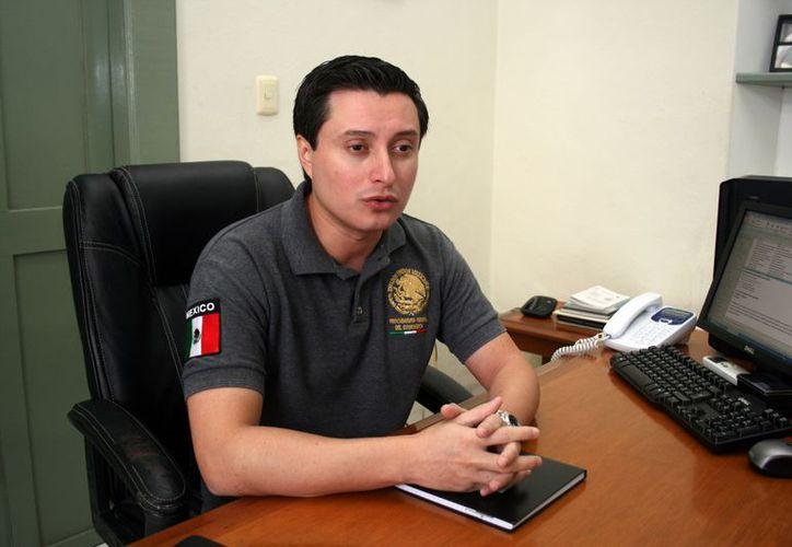 La perfección, su principal defecto, Eduardo Pacheco González, delegado de la Procuraduría Federal del Consumidor. (Antonio Sánchez/SIPSE)