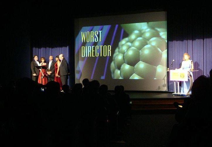 Los premios Razzie representan una mofa a las peores películas del año. (archivo)
