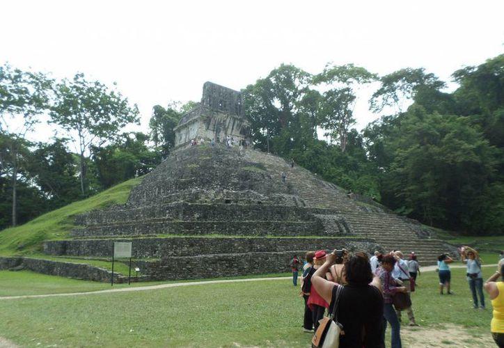 Los atractivos de la zona maya se promoverán formalmente en tianguis turístico. (Adrián Barreto/SIPSE)