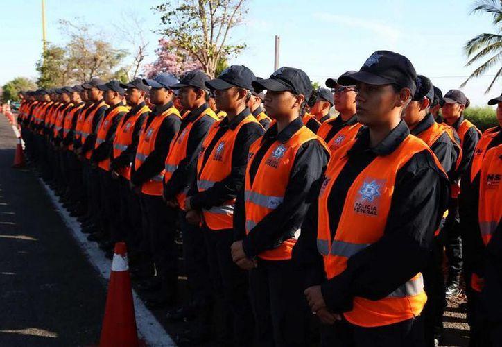 El Programa Nacional de Seguridad Pública contempla evaluaciones focalizadas a todos los integrantes de las fuerzas policiacas. (Archivo/Notimex)