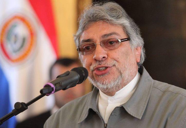 Fernando Lugo, destituído de la Presidencia tras la muerte de los policías. (Archivo/Agencias)