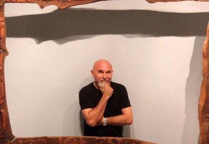 La obra de Roberto Blanco se presenta en el Museo de la Ciudad. (Milenio Novedades)