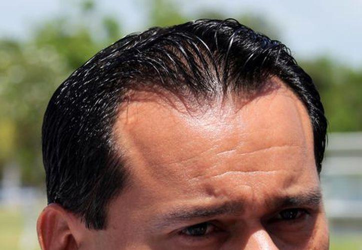 """""""No se puede considerar el halconeo como normalmente se conoce, pues se trata de un concepto de delincuencia organizada, por lo que sería un asunto del fuero federal"""" estimó el procurador Gaspar Armando García Torres."""