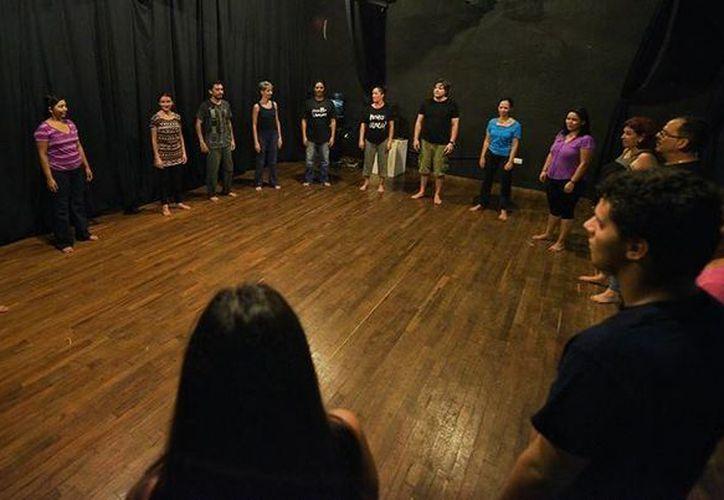 Todas las actividades académicas de los talleres se desarrollan en los salones de danza de la Casa de la Cultura de Cancún. (Redacción/ Cortesía)