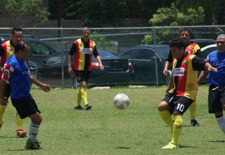 Regresan los encuentros al iniciar el Torneo Clausura. (Ángel Villegas/SIPSE)