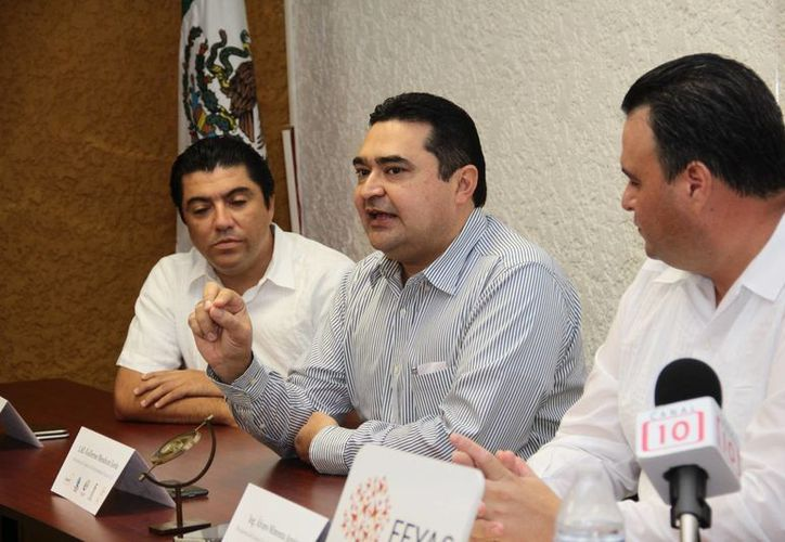 Se trabaja en la integración de un comité promotor de la responsabilidad social de Yucatán, para que más empresas tengan el distintivo de ESR, declaró Guillermo Mendicuti, presidente de la Feyac. (SIPSE)