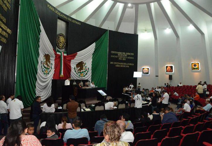 El titular de la Auditoría Superior del Estado fue designado por la XIV Legislatura el pasado 25 de junio. (Benjamin Pat/SIPSE)