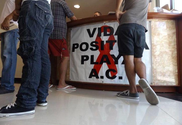 La pasada administración municipal de Solidaridad obtuvo presuntamente 10 millones de pesos para un estudio prevalencia del VIH/SIDA, que no se reportó. (Daniel Pacheco/SIPSE)