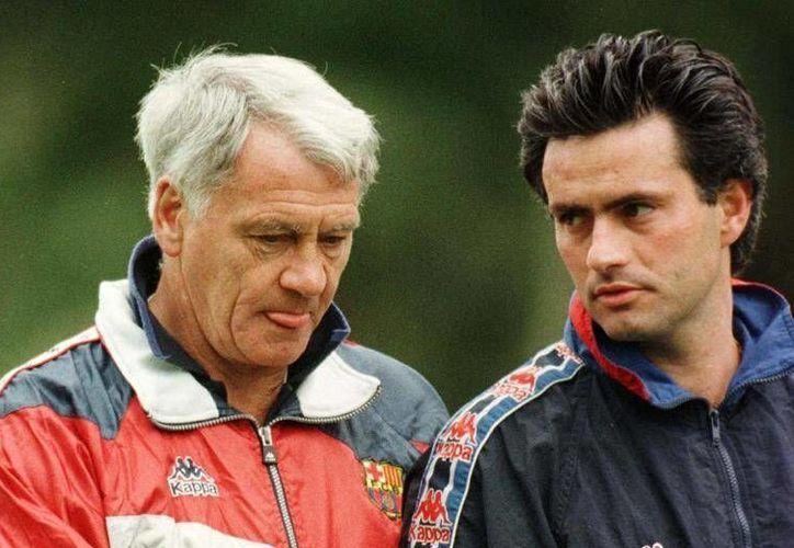 Bobby Robson fue uno de los mentores de grandes entrenadores, entre ellos José Mourinho. (Daylimay.com.uk)