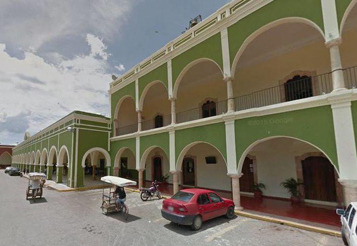 El Ayuntamiento de Tekax, al igual a otros, enfrenta problemas legales. Las sanciones las sanciones son cobradas por la Secretaría de Administración y Finanzas. (Google Maps)