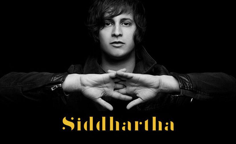 Siddhartha es uno de los artistas más prometedores de la escena musical en México. (Internet)