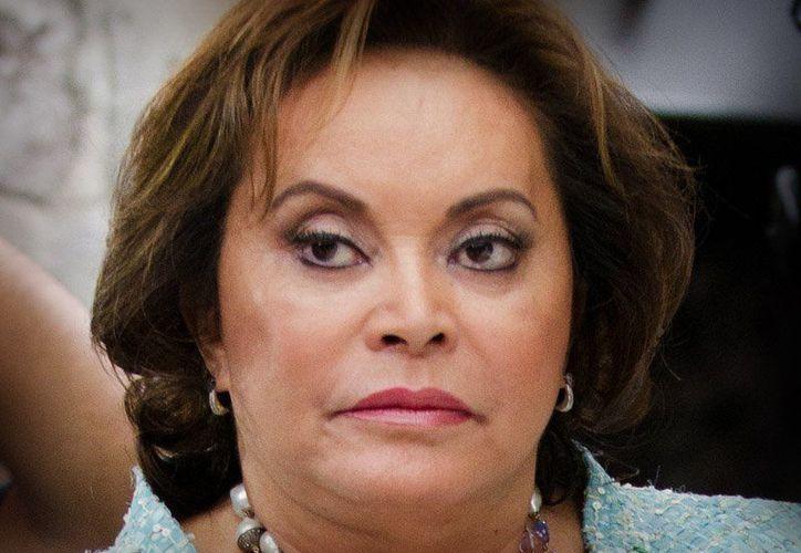 Esther Gordillo permanece en prisión domiciliaria en su departamento de Polanco. (Foto: Contexto)