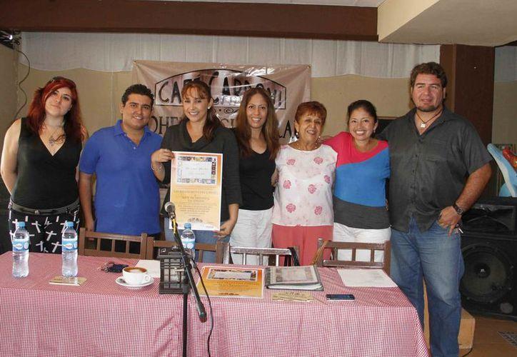 En la primera edición se presentaron 150 expositores. (Tomás Álvarez/SIPSE)