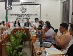 Con sesión del Ieqroo inicia la jornada electoral en Q. Roo