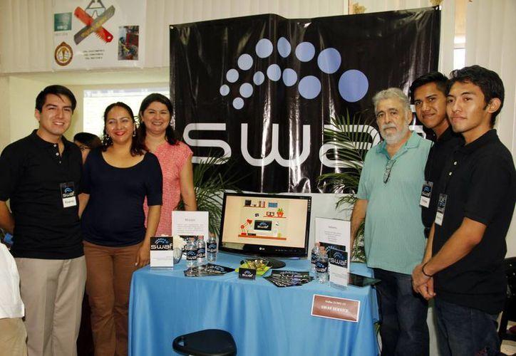 Estudiantes del Tecnológico participan con 37 proyectos. (Milenio Novedades)