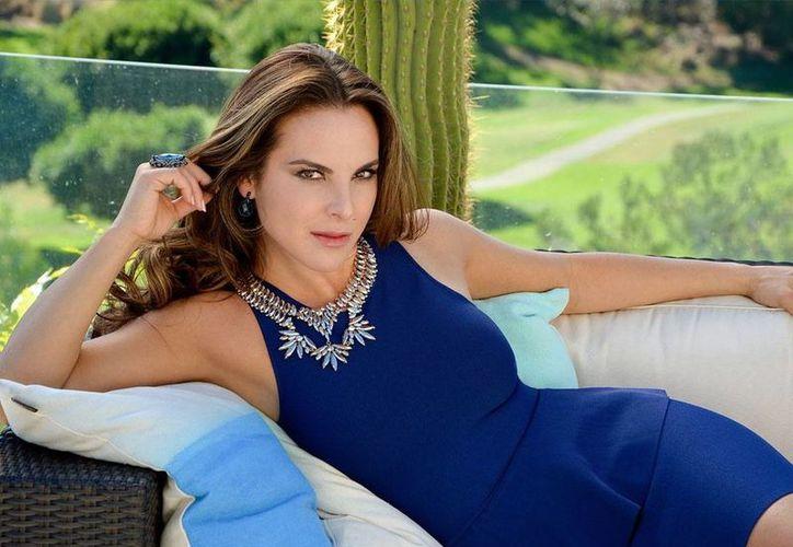 La actriz Kate del Castillo posó para la revista Playboy. (Internet)