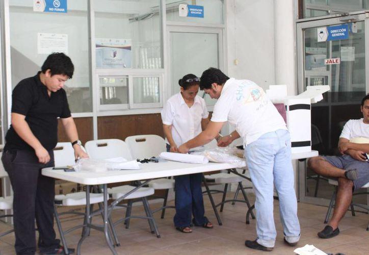 En la ciudad de Cancún están las cabeceras de los Distritos Dos (66 secciones). (Redacción/SIPSE)