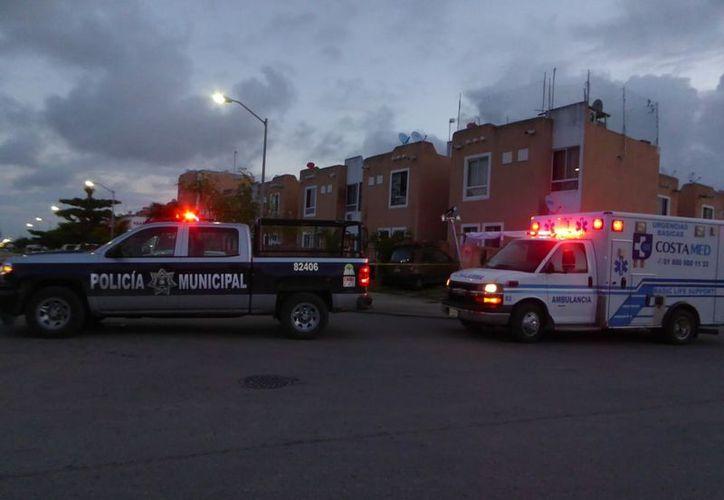 El hombre fue encontrado muerto en las escaleras de su domicilio. (Redacción/SIPSE)