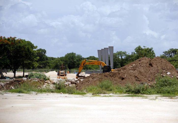 Por lo pronto continúan los trabajos en la planta para dejar lista la primera etapa. (SIPSE)