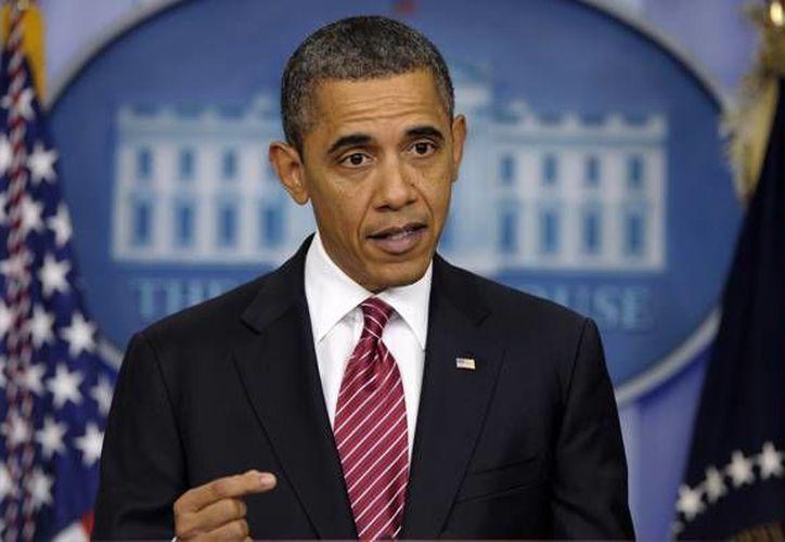 Barack Obama opinó sobre la controversia en torno a la falta de artistas afroamericanos en las nominaciones del Oscar. (Archivo AP)