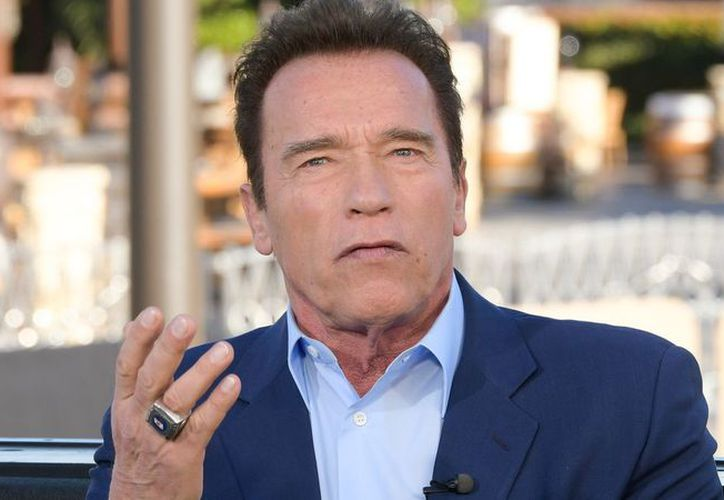 Arnold descubrió  que Trump sigue siendo participante en la serie de NBC. (Foto: Contexto/Internet)