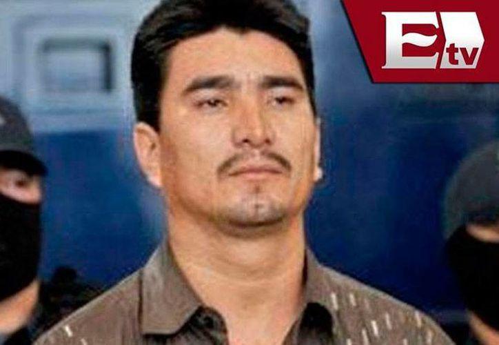 Nazario Moreno, alias <i>El Chayo</i> (foto), tenía como brazo drecho a César Noé Zavala Medina, quien ayer fue detenido. (Archivo/excelsior.com.mx)