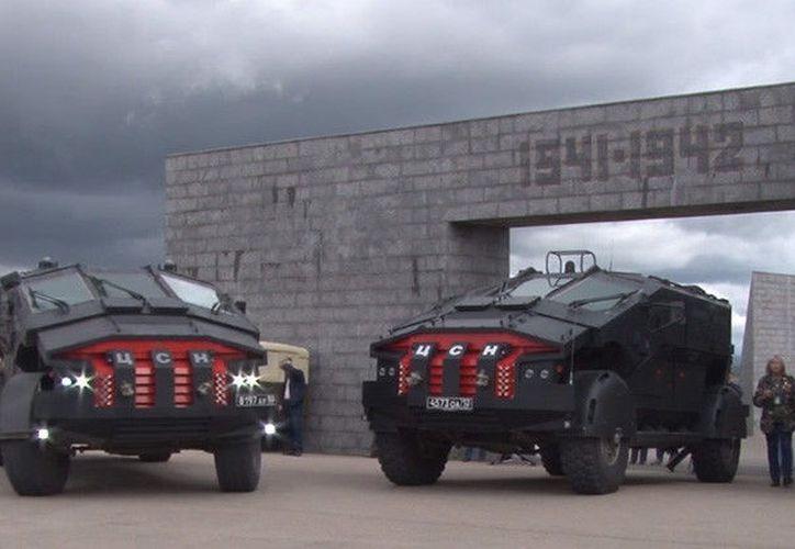Los vehículos Falcatus llaman la atención no solo por su exótica apariencia, sino también por el misterio que los rodea. (RT)