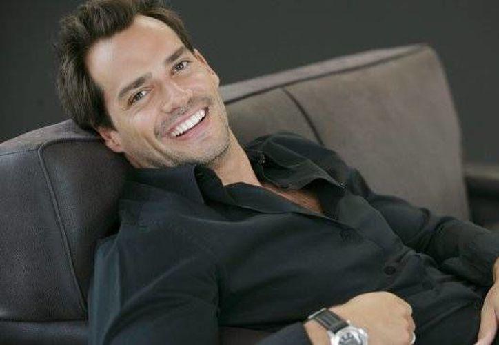 El actor será 'Maximiliano Montecinos', un acaudalado cafetalero que regresa de Italia para atender los negocios. (Agencias)
