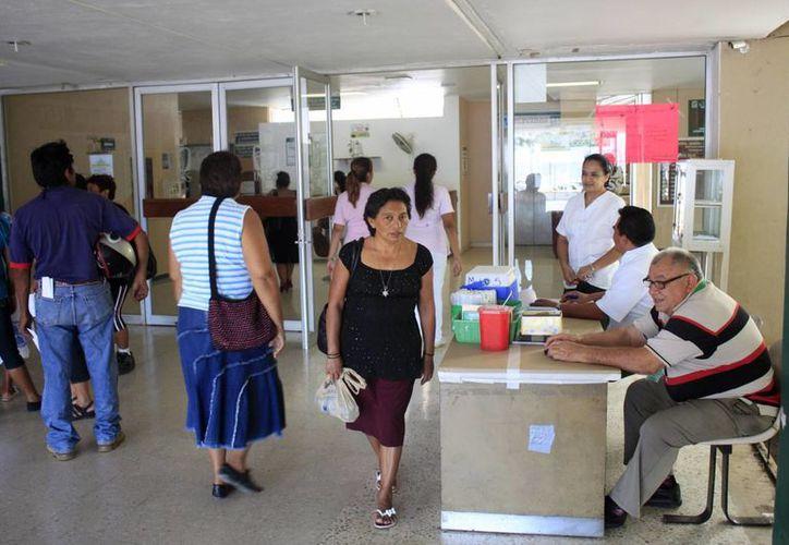 Con la regulación de los adeudos, los empleados de la comuna tendrán acceso a la seguridad social. (Harold Alcocer/SIPSE)
