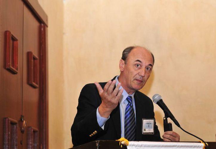 El director del Instituto de Prensa de la SIP, Ricardo Trotti, dijo que  la tecnología ha ido cambiando la forma en la que funcionan las cosas. (Archivo/EFE)