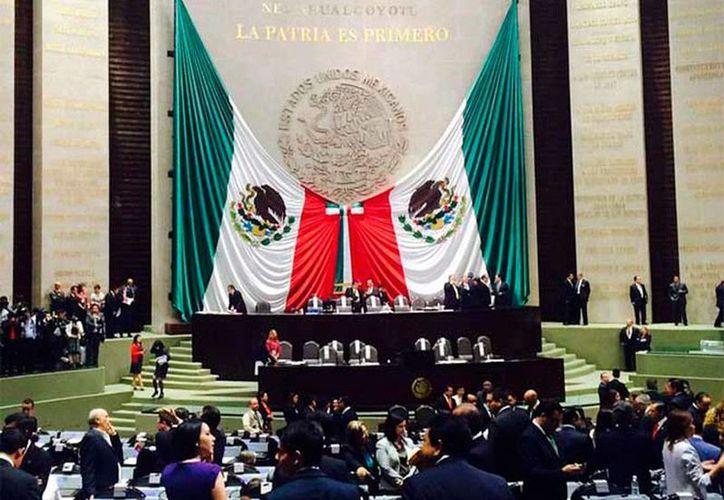La nueva legislatura inició este sábado en la Cámara de Diputados. (excelsior.com.mx)