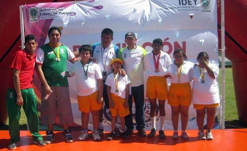 La eliminatoria reunió a atletas de 13 a 21 años. (SIPSE)