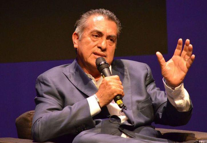 Jaime Rodríguez Calderón 'El Bronco', candidato independiente a la Presidencia. (Foto: Cadena Noticias)