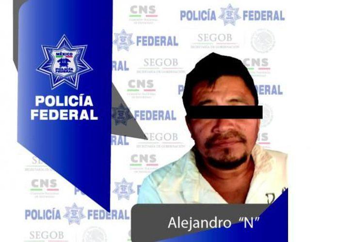 El ex policía fue detenido dentro de las acciones del 'Operativo Titán'. (Internet)
