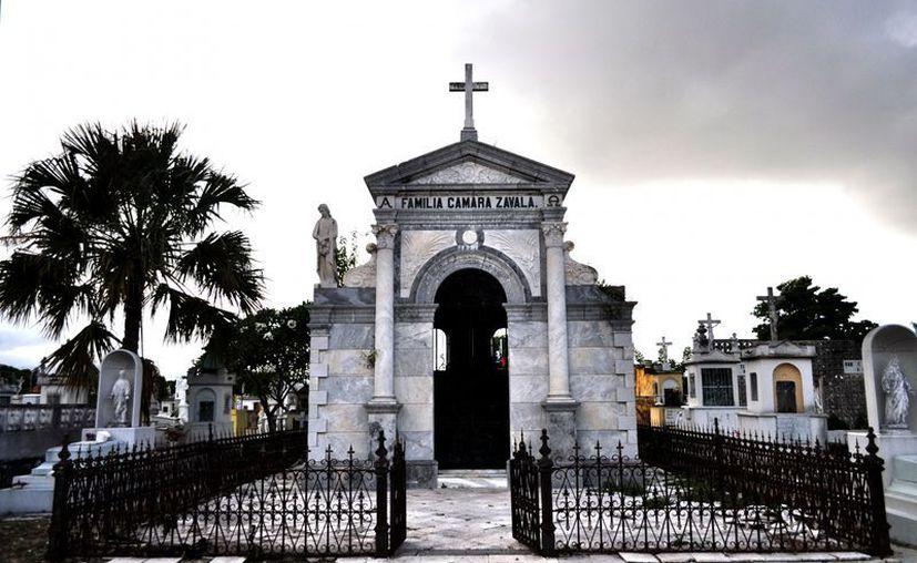 El Cementerio General de Mérida posee gran valor arquitectónico e histórico. (Milenio Novedades)