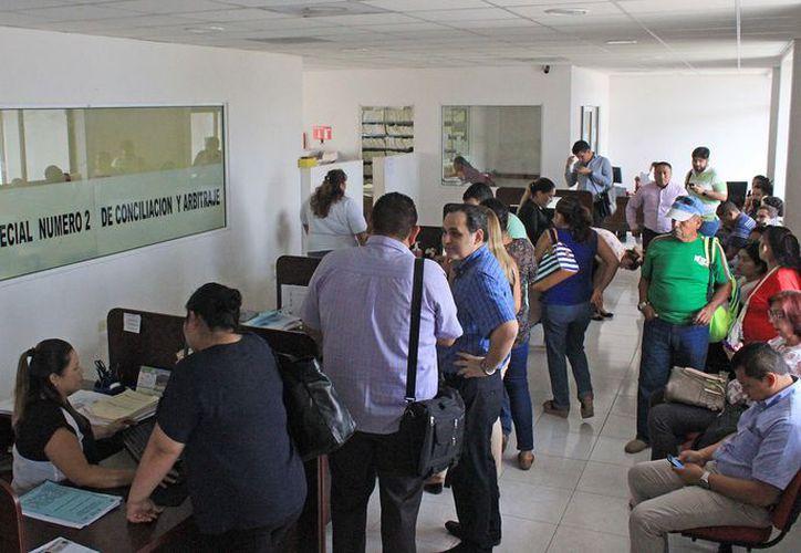 En Quintana Roo ya se trabaja en la primera fase para migrar a Tribunales Laborales. (Jesús Tijerina/ SIPSE)