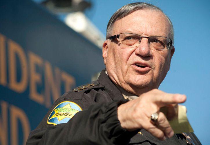 El ex sheriff del condado de Maricopa, en Arizona, fue famoso por su postura xenófoba.  (Reuters/Laura Segall)