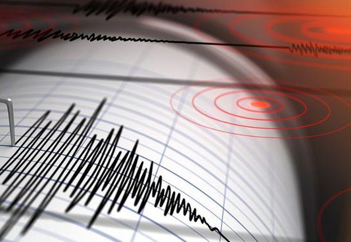 Sismo de magnitud 7.0 en la Ciudad de México, se resgitró a las 17:40 horas. (Contexto/ Internet)
