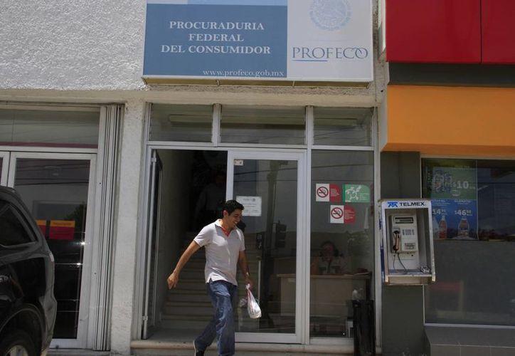 La Profeco implementó el operativo el pasado fin de semana. (Tomás Álvarez/SIPSE)