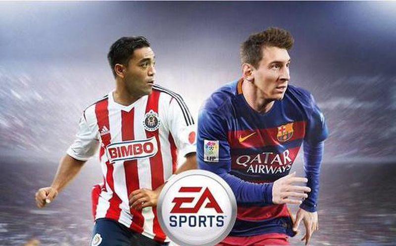Marco Fabián, portada del FIFA16 junto a Messi | Noticias de México ...