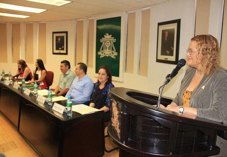 Autoridades de la Uqroo se comprometieron a apoyar las ideas emprendedoras de los estudiantes. (Cortesía/Uqroo)