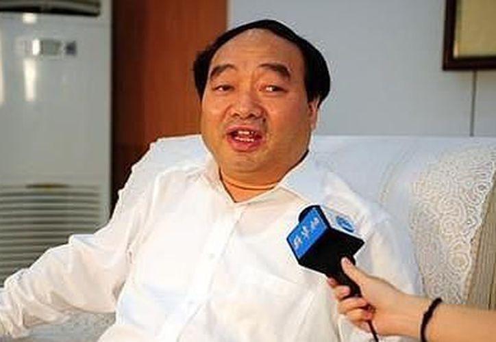 Lei Zhengfu había negado las acusaciones desde antes de aparecer en el video pornográfico. (www.abc.es)
