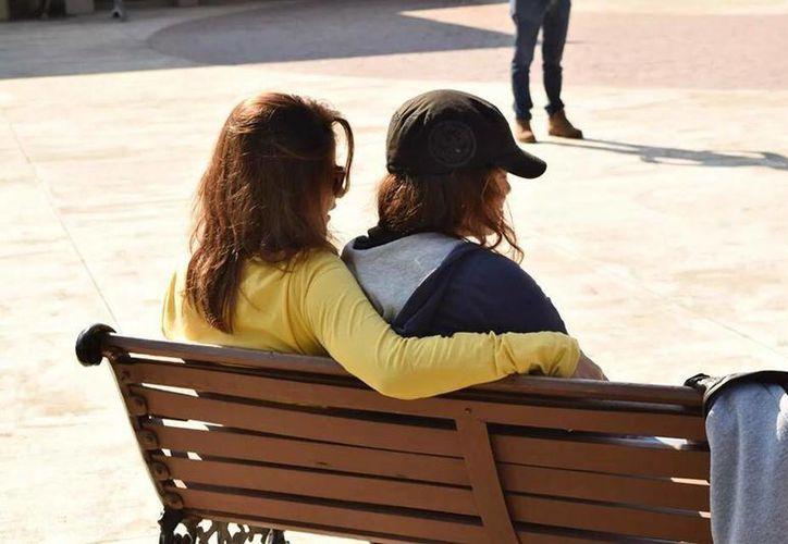 La comunidad homosexual en Cancún busca crear conciencia sobre el respeto de sus Derechos Humanos. (Consuelo Javier/SIPSE)