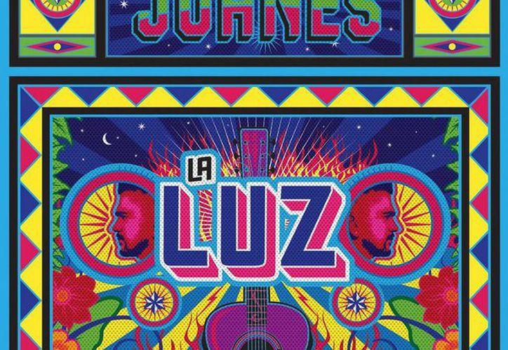 La Luz es una canción llena de raíz colombiana y latinoamericana que invita al baile y a la fiesta, informó la disquera de Juanes. (@juanes)