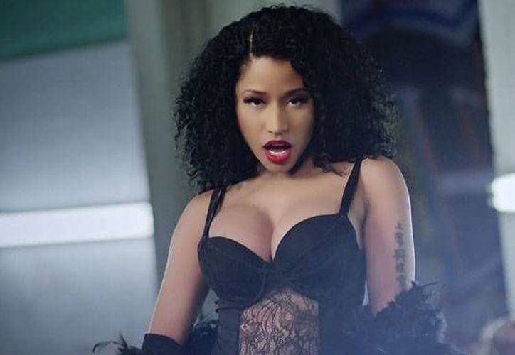 Minaj está nominada a mejor artista femenina de hip hop, mejor grupo como integrante de Young Money y mejor colaboración por el remix de No Love con August Alsina. AP)