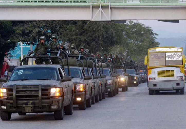 MP federal abrió una investigación por los enfrentamientos suscitados en Michoacán este miércoles, que dejaron un saldo de 14 muertos.
