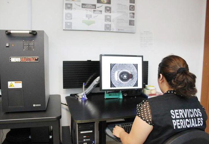 Hay 172 mil 800 datos personalizados en el archivo de huellas de la Fiscalía yucateca. (Milenio Novedades)